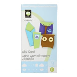 Cricut Wild Card Cartridge