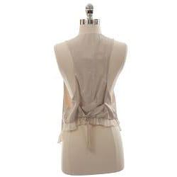 Naomi Women's Chiffon Beaded Vest