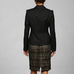 Nine West Women's Lace 2-piece Skirt Suit
