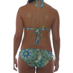 Jantzen Women's Majestic Maze Print Bikini