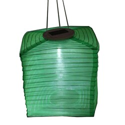 OEM Silk Effects Square Solar Lantern