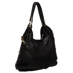 Junior Drake Otita Moto Fringe Large Tote Bag