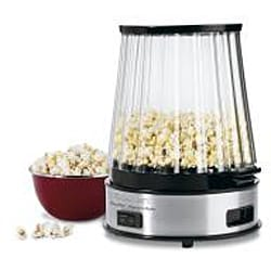 Cuisinart CPM-900BKFR EasyPop Stainless Steel Popcorn Maker (Refurbished)