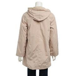 Nuage Women's Hooded Zip-front Jacket