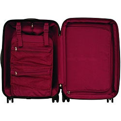 Heys USA Signature 3-piece Lightweight Hybrid Luggage Set