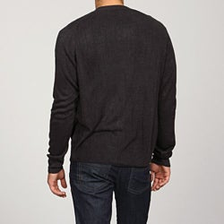 System Collection Men's Cardigan Sweater