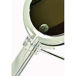 Zadro 1x and 7x Hand Mirror with Vanity Stand