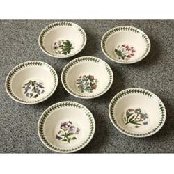 Portmeirion Botanic Garden Soup Bowls