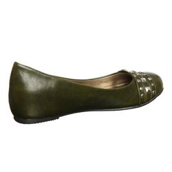 CL by Laundry Women's 'Maintain' Buckle Flats