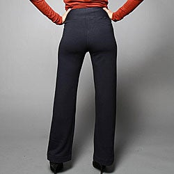 AtoZ Women's Viscose Pants