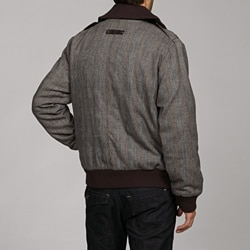 Ferrecci Men's Bomber Jacket
