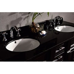 Eliza Granite Double Vanity