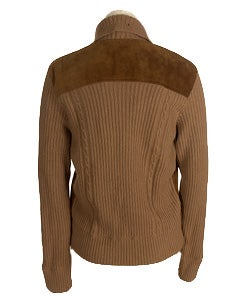 Dolce & Gabbana Men's Camel Skin Jacket