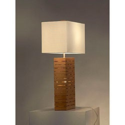 Rift Standing Table Lamp