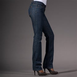 Height Goddess Tall Women's Straight Leg Jeans