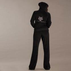 Height Goddess Women's Tall Velour Tracksuit