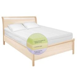 Comfort Memories 10-inch King-size Memory Foam Mattress