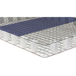 Spring Air Cascade Euro Top Value Back Supporter Full-size Mattress Set