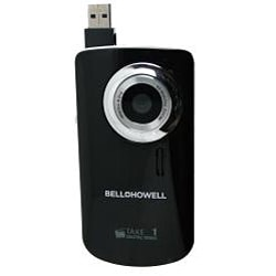 Bell + Howell T100-BK Take 1 Flip Video Camera
