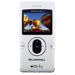 Bell + Howell T200-W Take2 HD Video Camcorder
