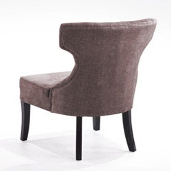 Wisteria Chenille Accent Chair