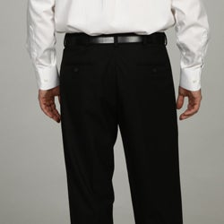 Kenneth Cole Reaction Men's Black Dress Pant