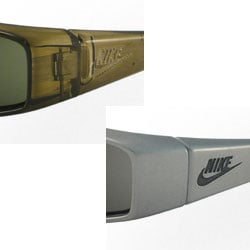 Nike Punk Jock Men's EV0335 Rectangular Sunglasses