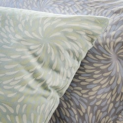 Reflections Tear Drop Cotton Sateen 300 Thread Count Pillowcases (Set of 2)