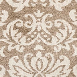 Ultimate Beige Shag Rug (8' x 10')