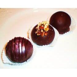 Organic Brownie Truffle Assortment Box