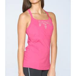 Pure Lime Women's Corset Cami Top