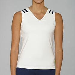 Pure Lime Women's Mesh Shoulder Cami Top