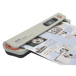 SVP PS4200 3-in-1 A4 Size Paper/ Photo/ Name Card Scanner with MircoSD 4GB Card