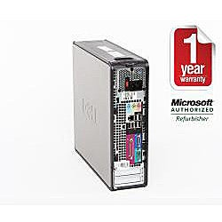 Dell Optiplex 740 2GHz 500GB Windows 7 Desktop Computer (Refurbished)