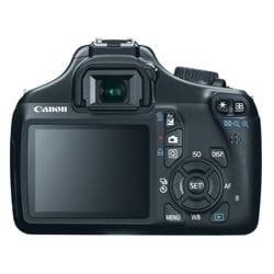 Canon EOS Rebel T3i 18MP Digital SLR Camera (Body Only)