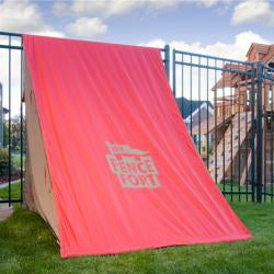 Fence Fort Outdoor Play Tent