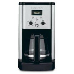 Cuisinart CBC-00 Brew Central Programmable 12-cup Coffeemaker (Refurbished)