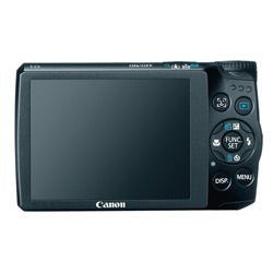 Canon PowerShot A3300IS 16.0MP Black Digital Camera