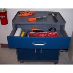 Arrow Spacemaker Garage Storage Base Storage Cabinet with Drawer
