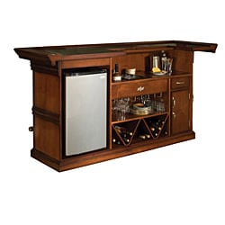 Torey 88-inch Fridge Pocket Home Bar