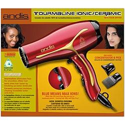 Andis 75375 Tourmaline Ionic Ceramic Hair Dryer