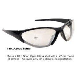 Be the Ball Matte Black BTB 880 Sport Sunglasses