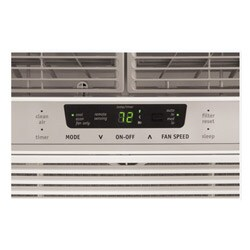 Frigidaire FRA086AT7 Mini Compact 8,000 BTU Window Air Conditioner