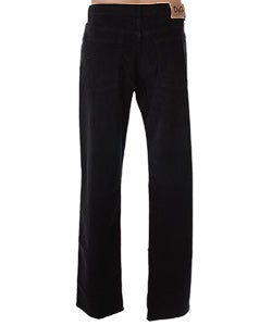 D&G Men's Black Corduroy Pants - Size 28 (IT 38)