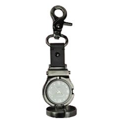 Nemesis Men's Biker Clip Watch