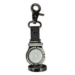 Nemesis Men's Biker Clip Watch