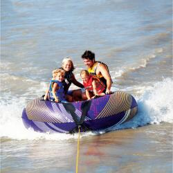 Sevylor Sharkglide Monster Tube 4-person Towable