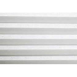 Honeycomb Cell Light-filtering Pure White Cellular Shades (35 x 60)