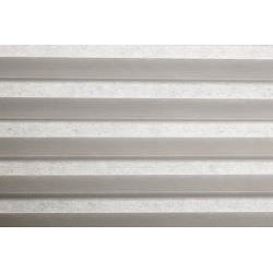 Honeycomb Cell Light-filtering Pure White Cellular Shades (72 x 72)