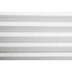 Honeycomb Cell Light-filtering Pure White  Cellular Shades (35.5 x 72)
